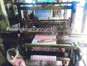 Xưởng khăn rằn nam bộ