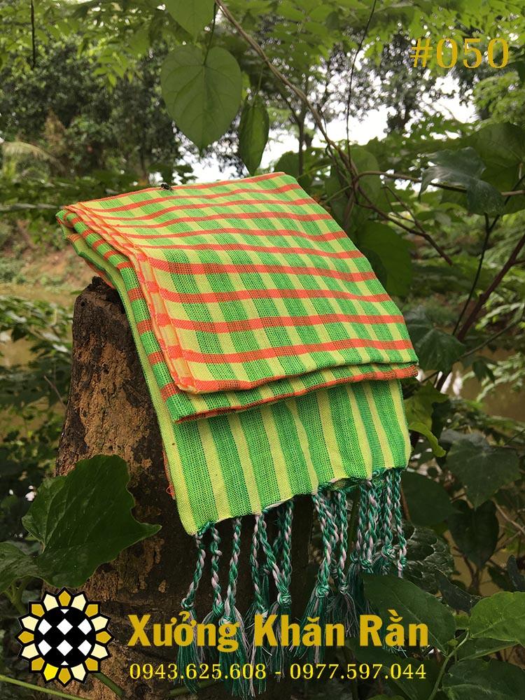 Mẫu khăn rằn Nam bộ truyền thống 50