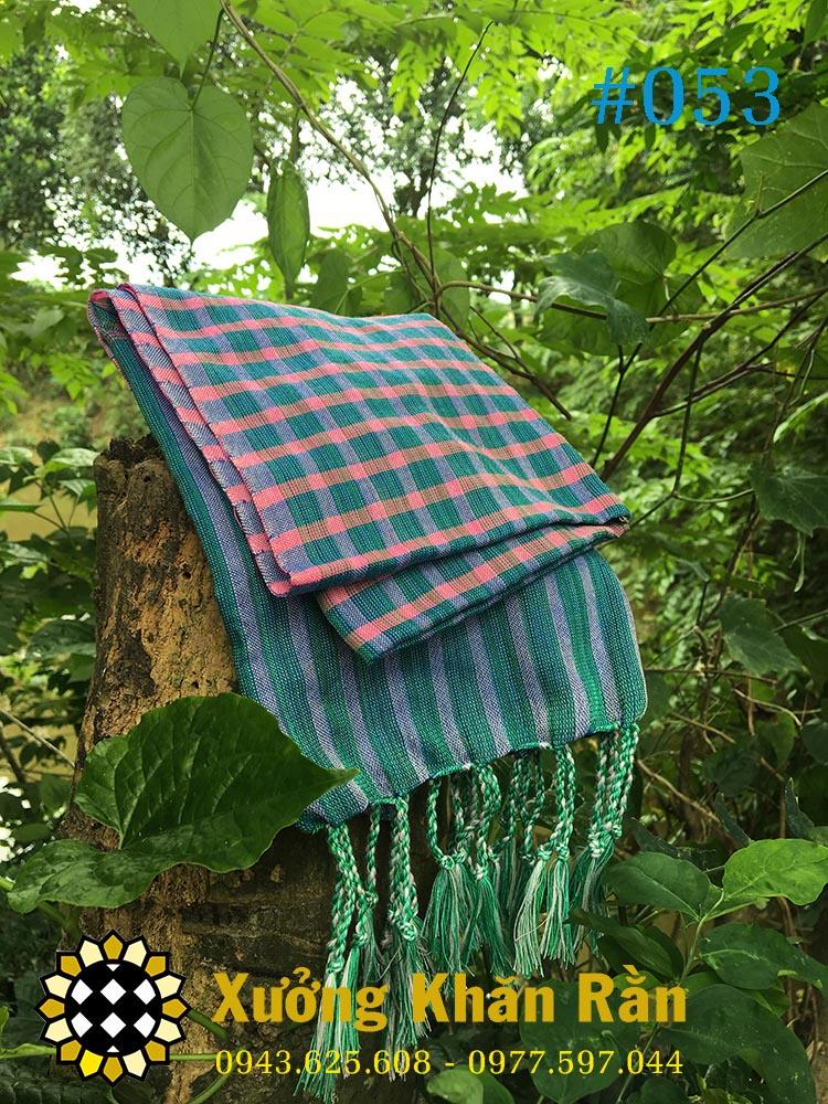 Mẫu khăn rằn Nam bộ truyền thống 53