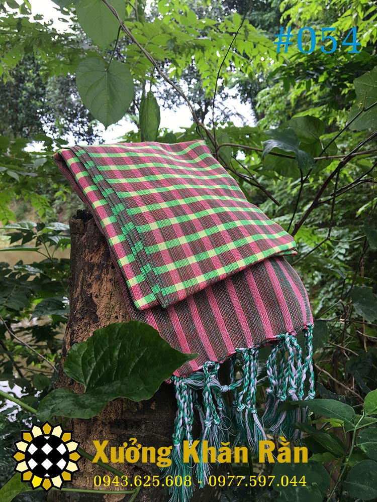 Mẫu khăn rằn Nam bộ truyền thống 54