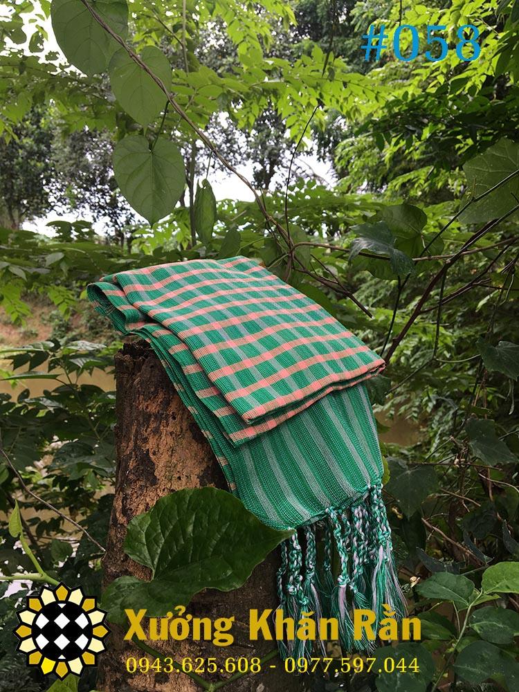 Mẫu khăn rằn Nam bộ truyền thống 58