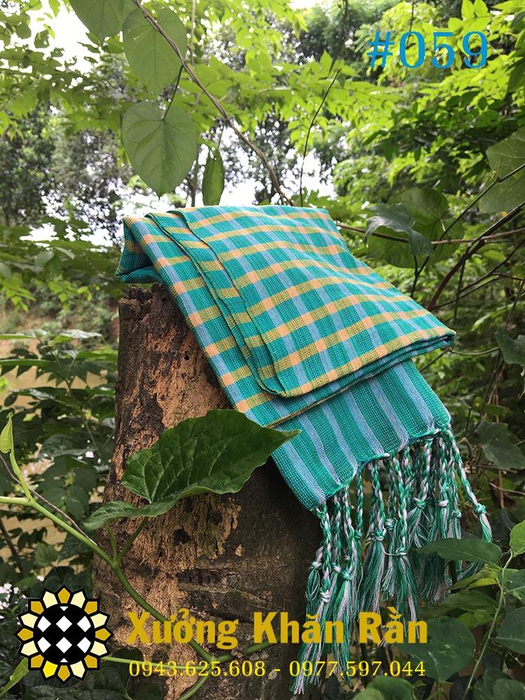 Mẫu khăn rằn Nam bộ truyền thống 59