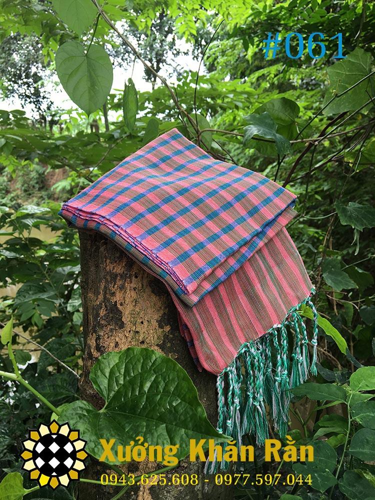 Mẫu khăn rằn Nam bộ truyền thống 61