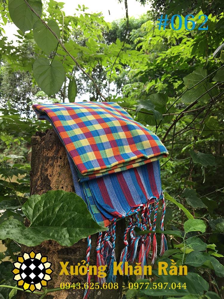 Mẫu khăn rằn Nam bộ truyền thống 62
