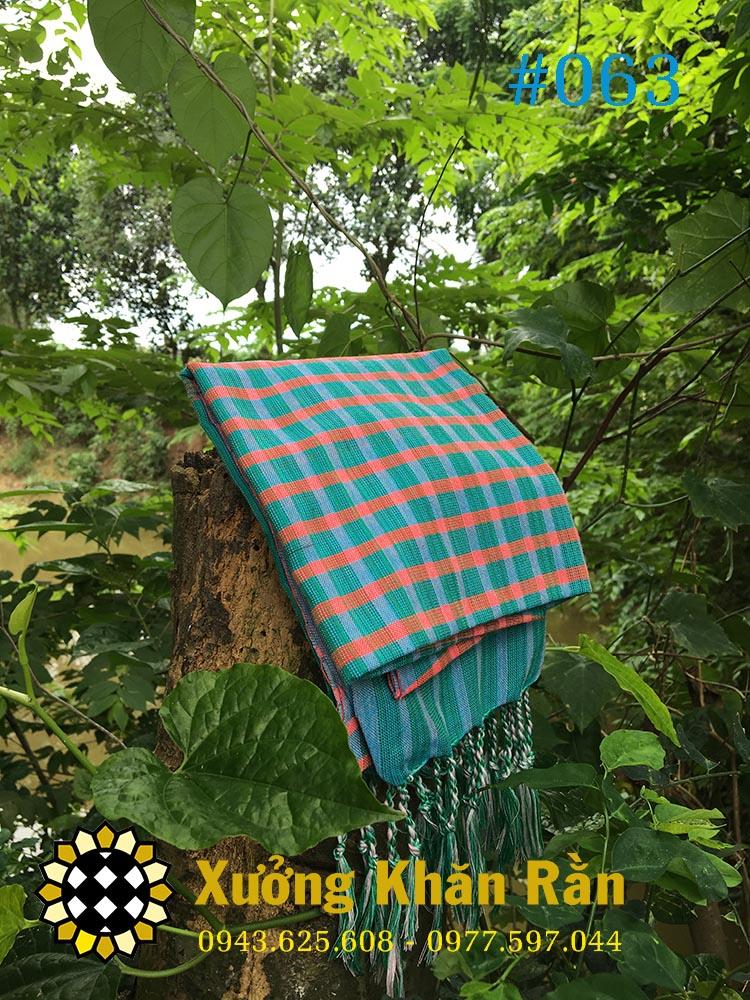 Mẫu khăn rằn Nam bộ truyền thống 63