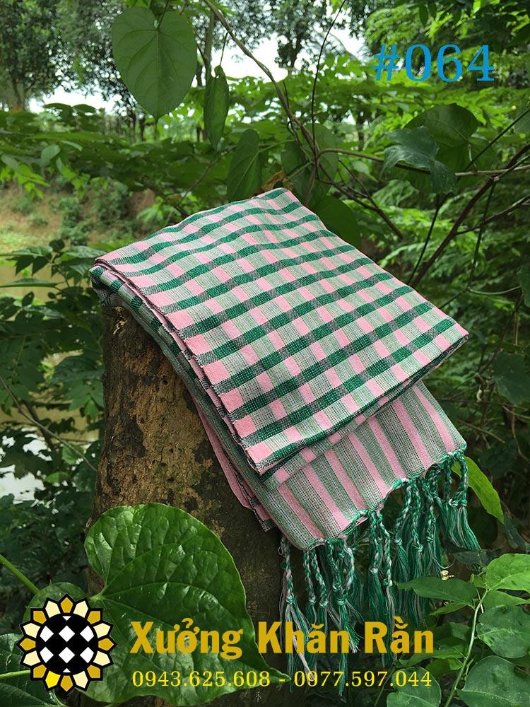 Mẫu khăn rằn Nam bộ truyền thống 64