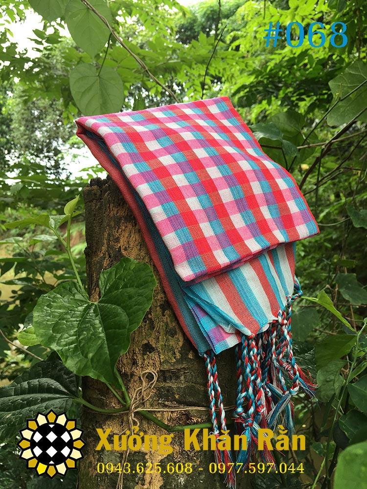 Mẫu khăn rằn Nam bộ truyền thống 68