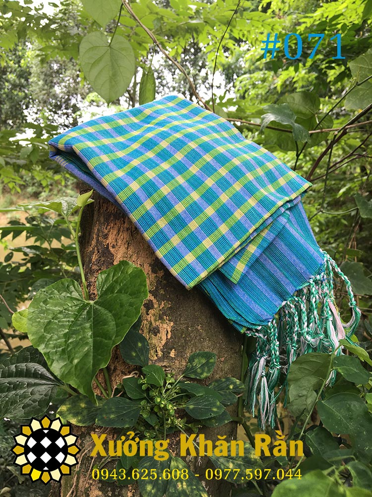 Mẫu khăn rằn Nam bộ truyền thống 71