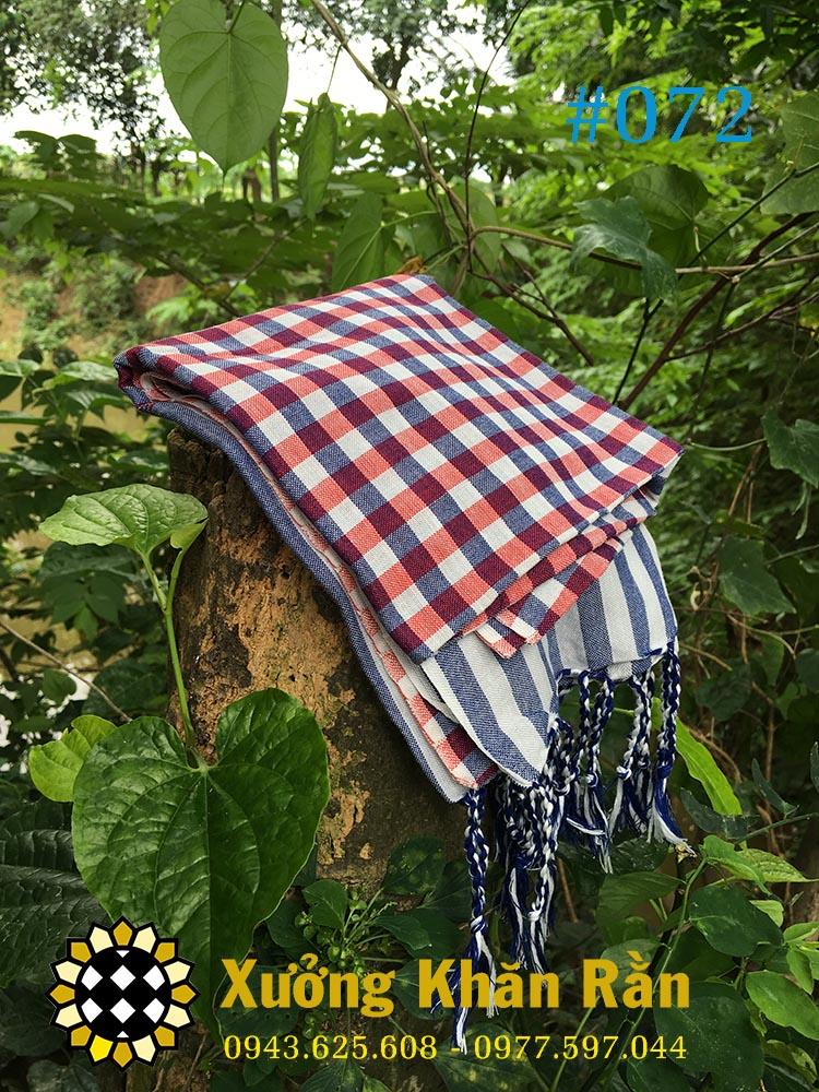 Mẫu khăn rằn Nam bộ truyền thống 72
