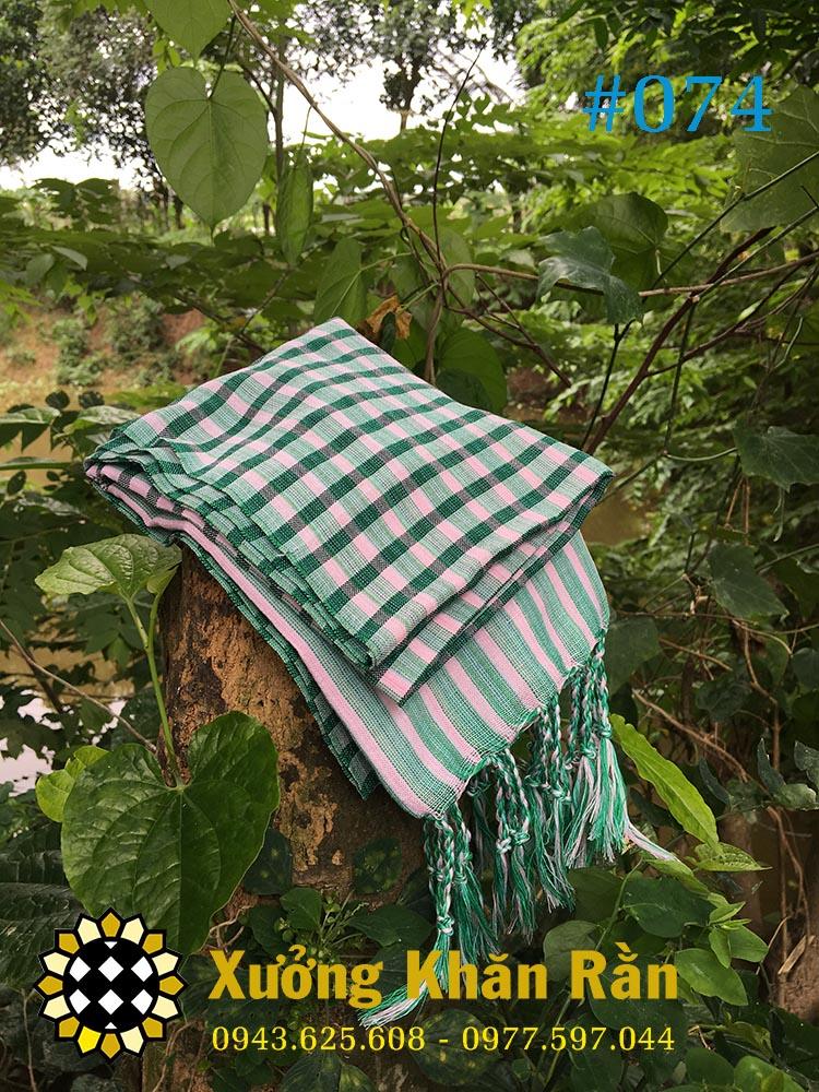 Mẫu khăn rằn Nam bộ truyền thống 74