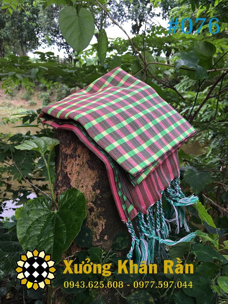 Mẫu khăn rằn Nam bộ truyền thống 76