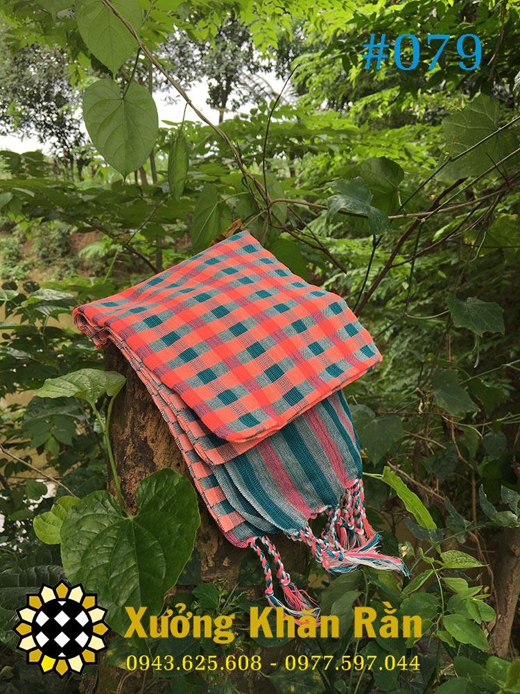 Mẫu khăn rằn Nam bộ truyền thống 78