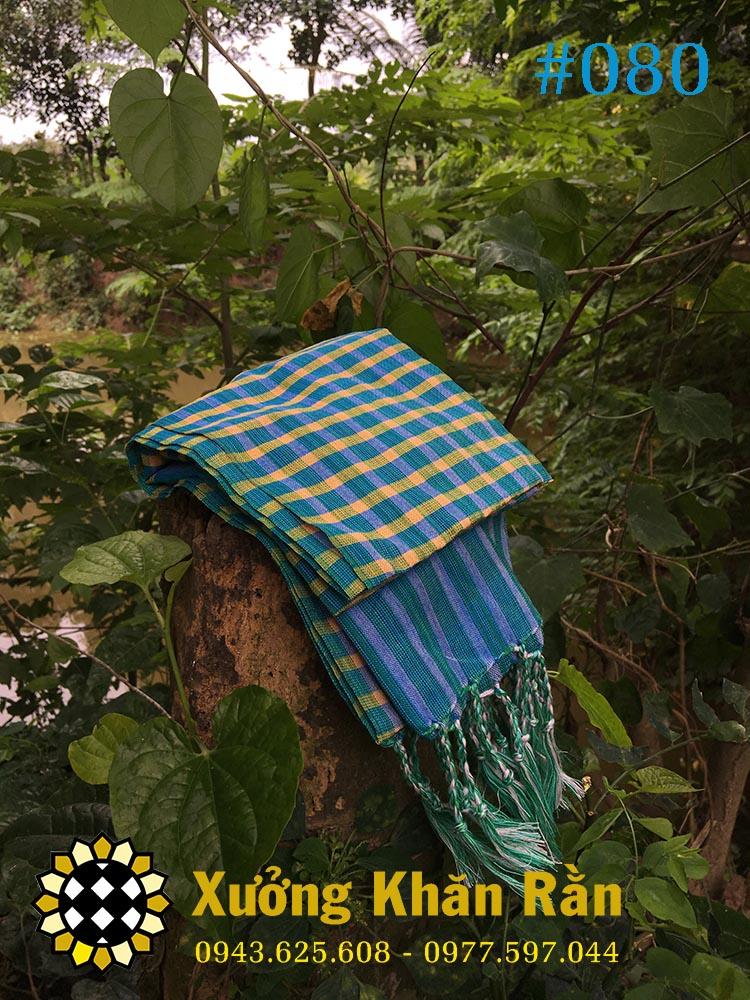 Mẫu khăn rằn Nam bộ truyền thống 80