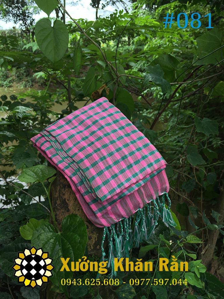 Mẫu khăn rằn Nam bộ truyền thống 81