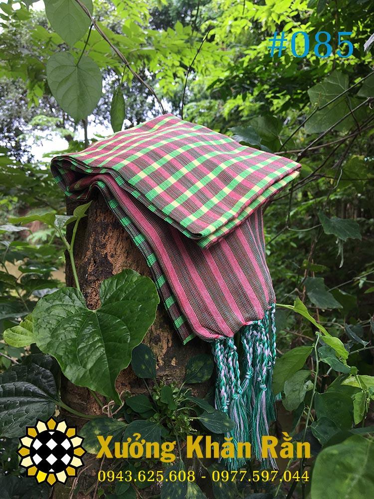 Mẫu khăn rằn Nam bộ truyền thống 85