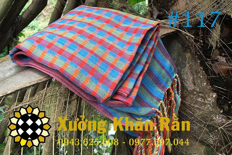 Mẫu khăn rằn Nam bộ truyền thống 117
