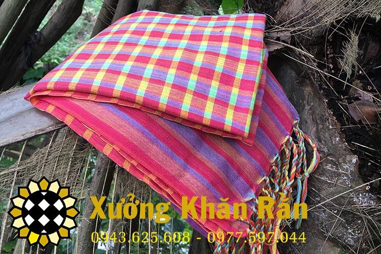 Mẫu khăn rằn Nam bộ truyền thống 121