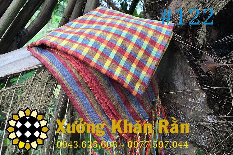 Mẫu khăn rằn Nam bộ truyền thống 122
