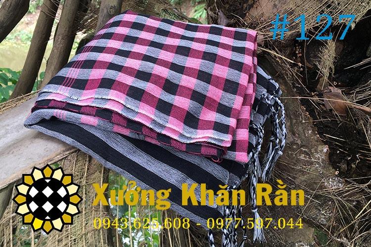 Mẫu khăn rằn Nam bộ truyền thống 127