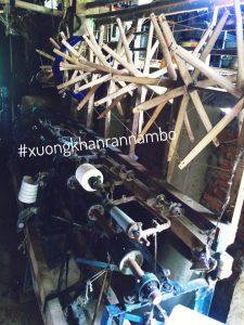 Diệt khăn rằn truyền thống nghề lâu đời ở Nam bộ