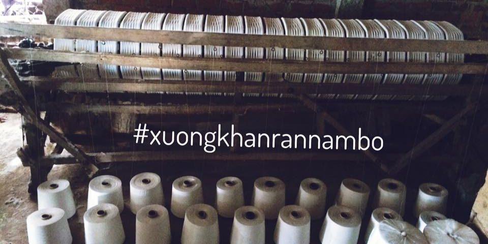 Làng nghệ truyền thống xưởng khăn rằn nam bộ với 100 năm