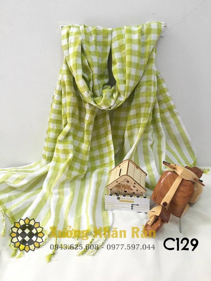 Xưởng khăn rằn nam bộ, cung cấp khăn rằn cambodia tại Việt Nam