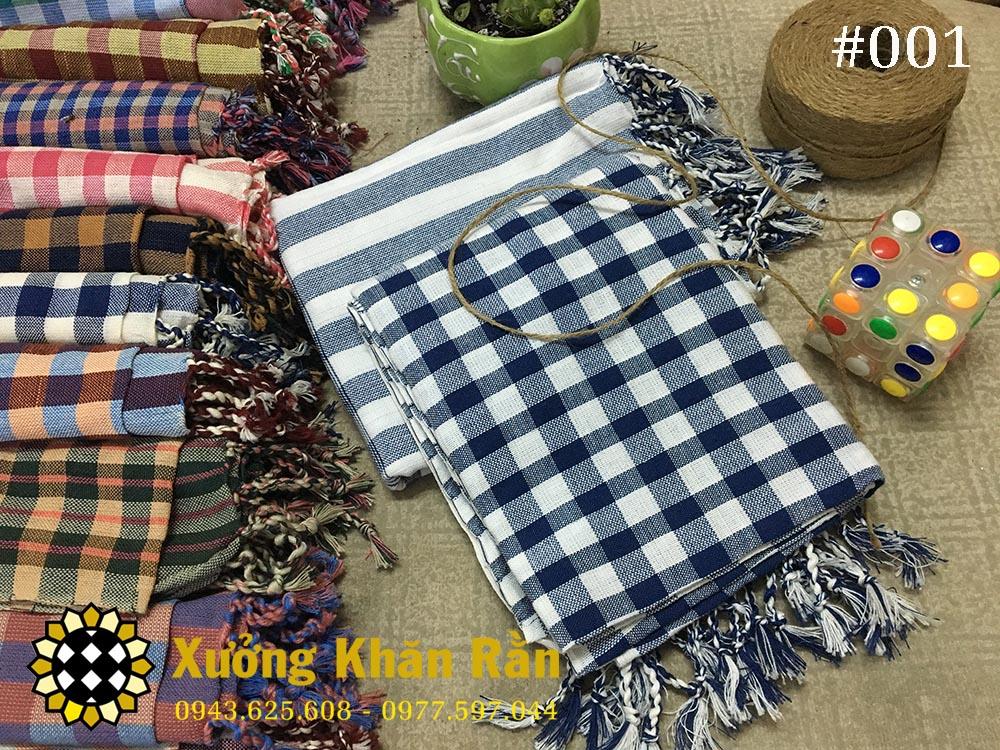 Đặc điểm khăn rằn Campuchia