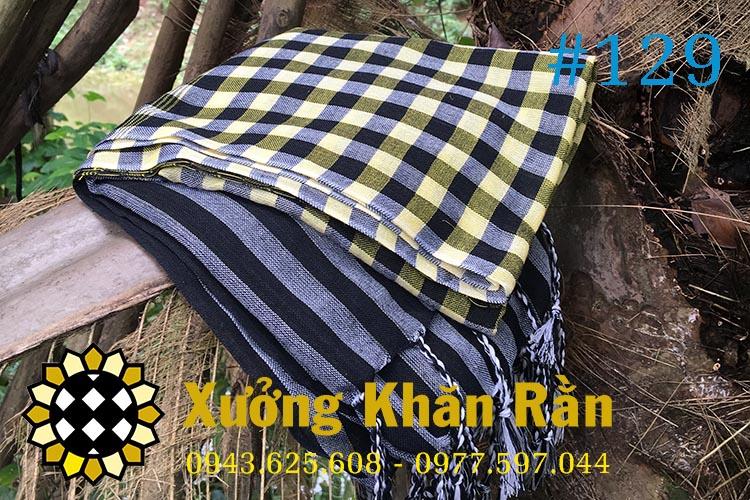 Mua khăn rằn giá sỉ với xưởng khăn rằn đẹp, giá rẻ