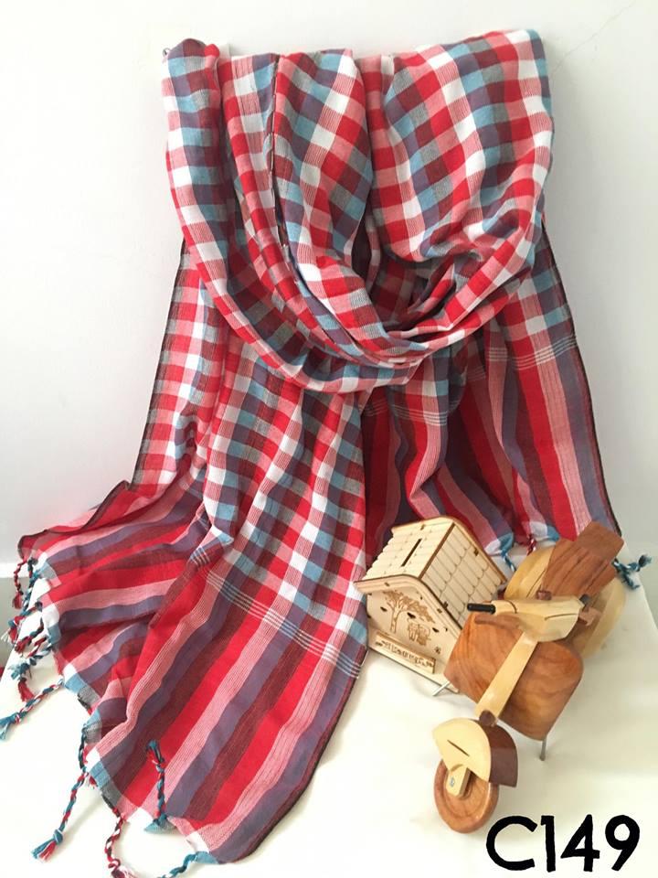 Xưởng khăn rằn campuchia giá tốt tại TPHCM